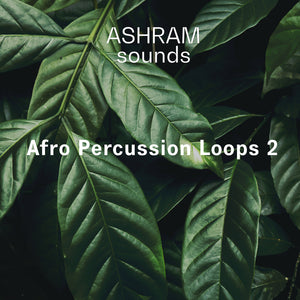 ASHRAM Afro Percussion Loops 2 (Loops Sample Pack)