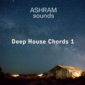 ASHRAM Deep House Chords 1 (Loops Sample Pack)