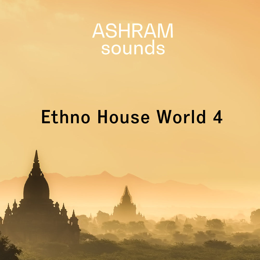 ASHRAM Ethnic House World 4 (Loops & Oneshots Sample Pack)