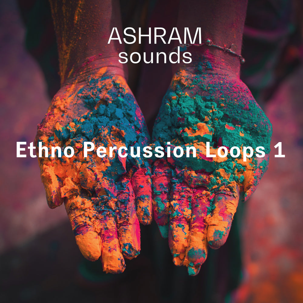 ASHRAM Ethno Percussion Loops 1 (Sample Pack)