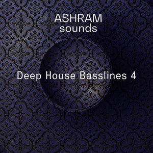 ASHRAM Deep House Basslines 4 (Loops Sample Pack)