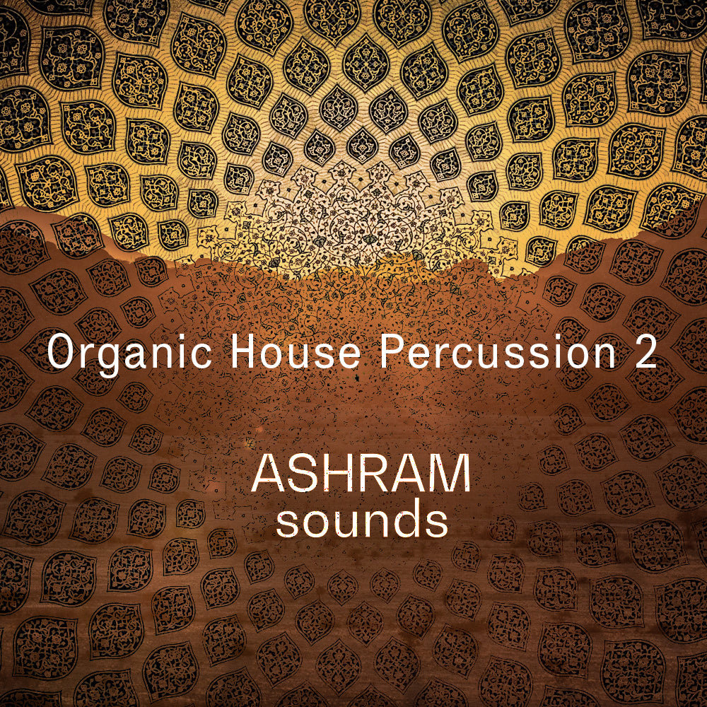 ASHRAM Organic House Percussion 2 (Loops Sample Pack)