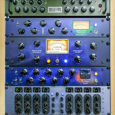 Analog Mastering for 8 tracks (Techno & House Only)
