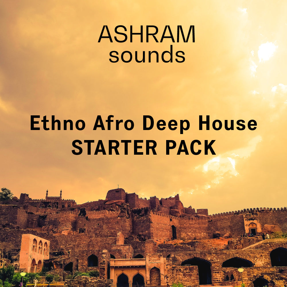 Ethno Afro Deep House Starter Sample Pack (For Ableton and FL Studio)