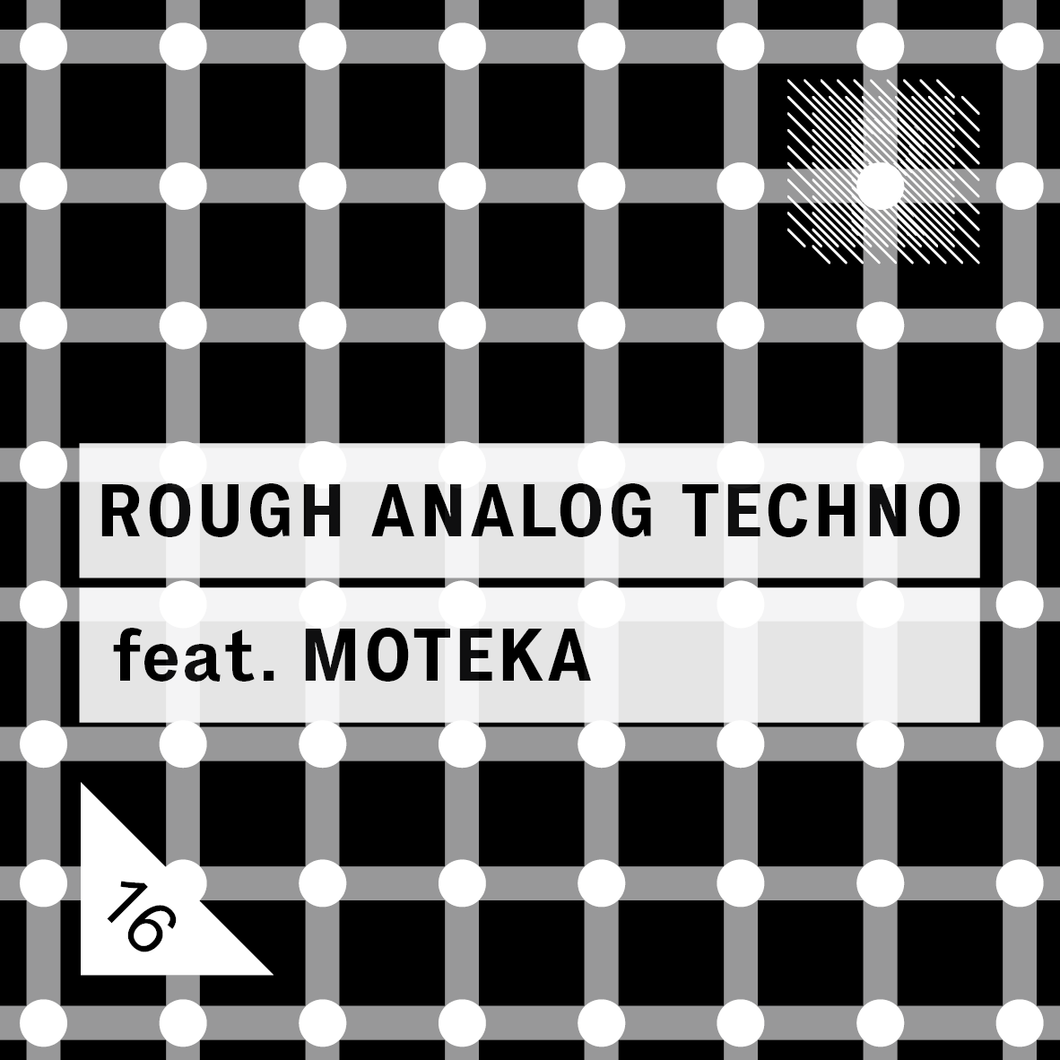 Rough Analog Techno feat. MOTEKA (24bit WAV Loops & Oneshots)