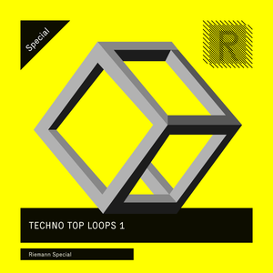 Riemann Techno Top Loops 1 (24bit WAV Loops)