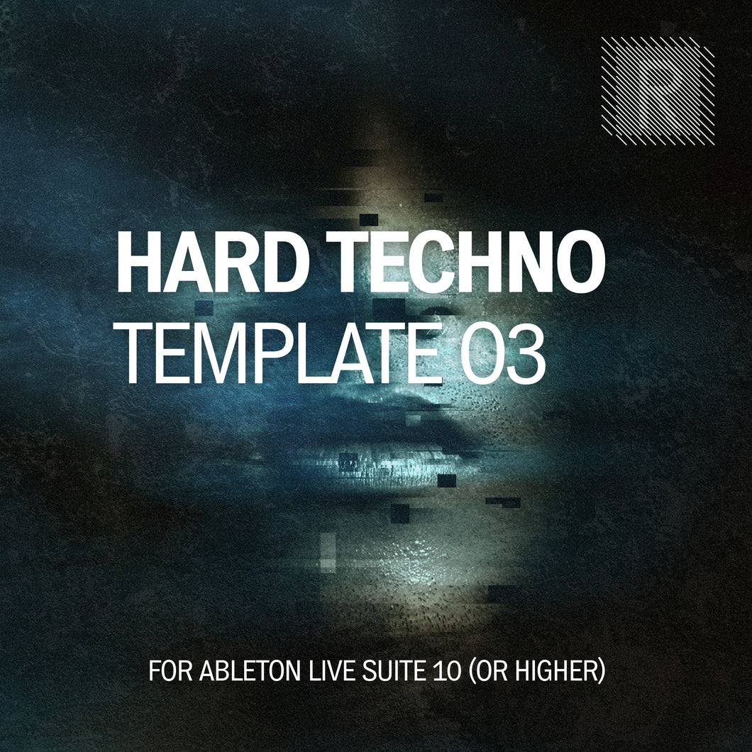 Riemann Hard Techno 03 Template for Ableton Live 10 (and 11 and higher)
