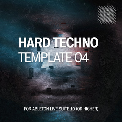 Riemann Hard Techno 04 Template for Ableton Live 10 (and 11 and higher)