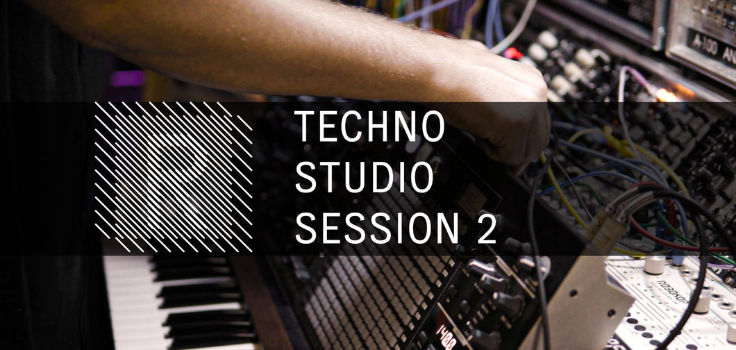 Riemann Studio Sessions 002 - (Industrial Techno Sample Pack)