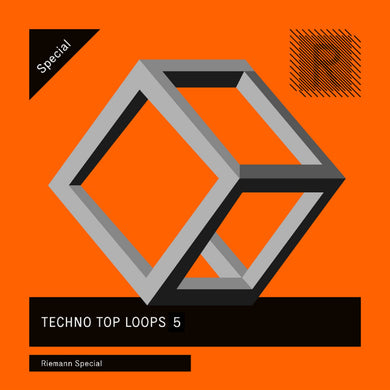 Riemann Techno Top Loops 5 (24bit WAV Loops)