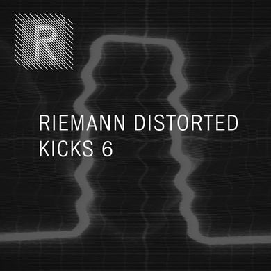 Riemann Distorted Kicks 6 (24bit WAV Loops & Oneshots)