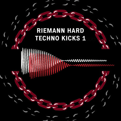 Riemann Hard Techno Kicks 1 (24bit WAV Loops & Oneshots)