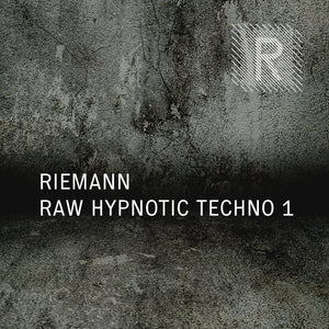 Riemann Raw Hypnotic Techno 1 (24bit WAV Loops & Oneshots)