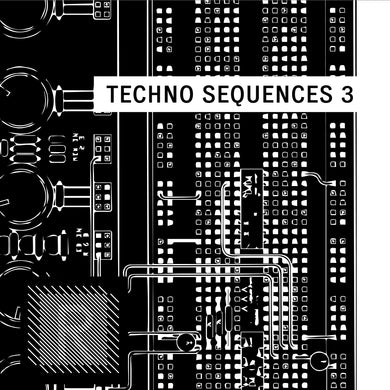 Riemann Techno Sequences 3 (24bit WAV Loops)
