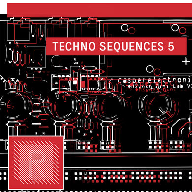 Riemann Techno Sequences 5 (24bit WAV Loops)