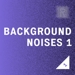 Riemann Background Noises 1 (24bit WAV - Loops & Oneshots)