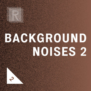 Riemann Background Noises 2 (24bit WAV - Loops & Oneshots)
