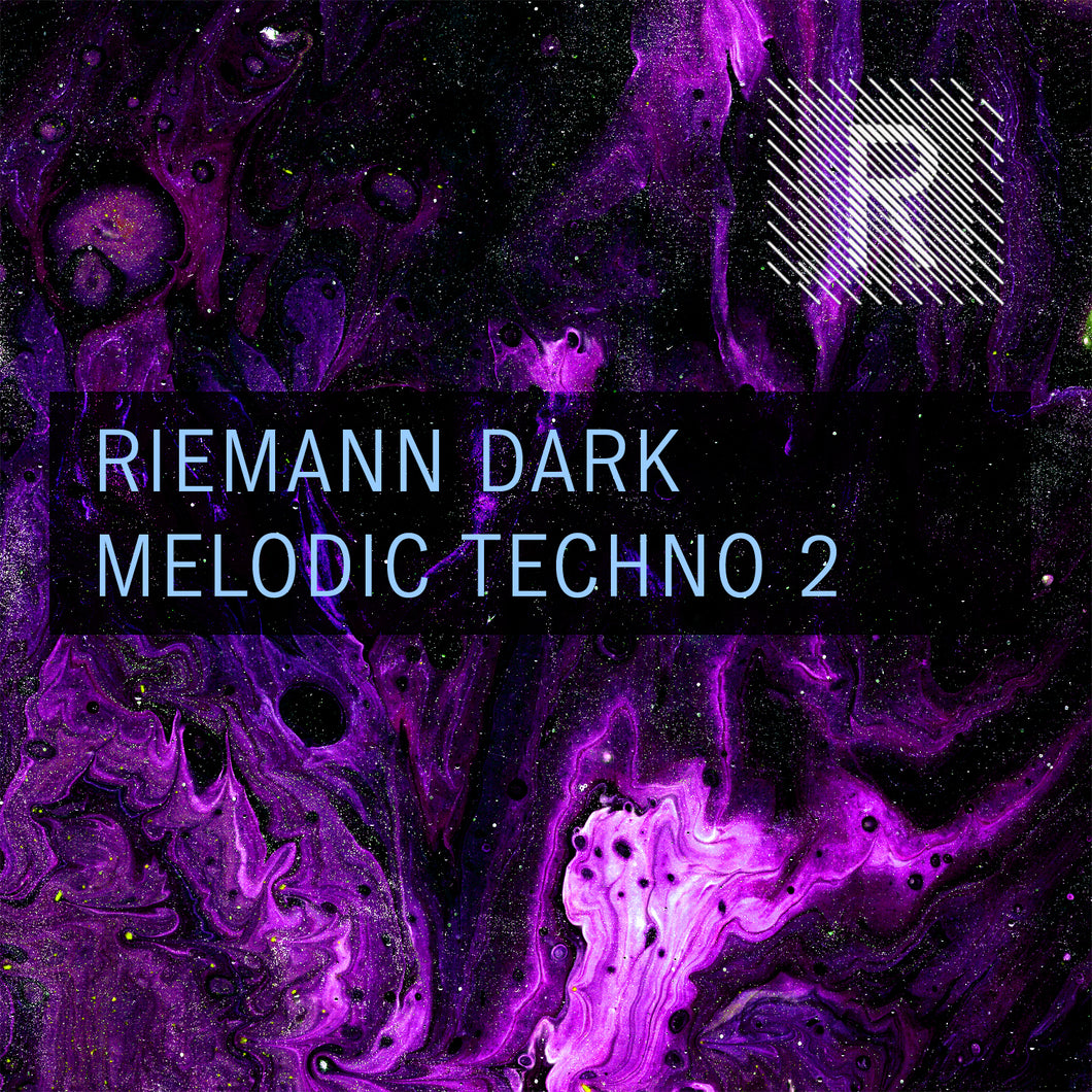 Riemann Dark Melodic Techno 2 (Loops, Oneshots and MIDI)