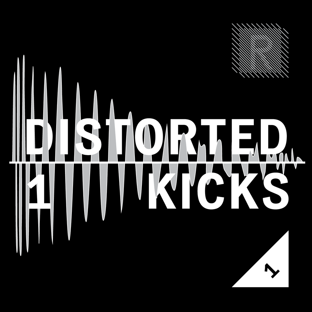 Riemann Distorted Kicks 1 (24bit WAV Loops & Oneshots)
