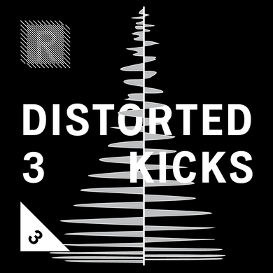 Riemann Distorted Kicks 3 (24bit WAV Loops & Oneshots)