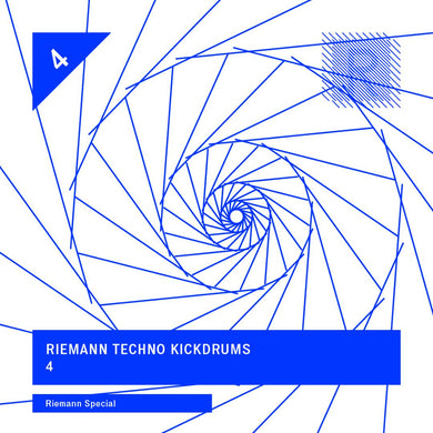 Riemann Techno Kickdrums 4