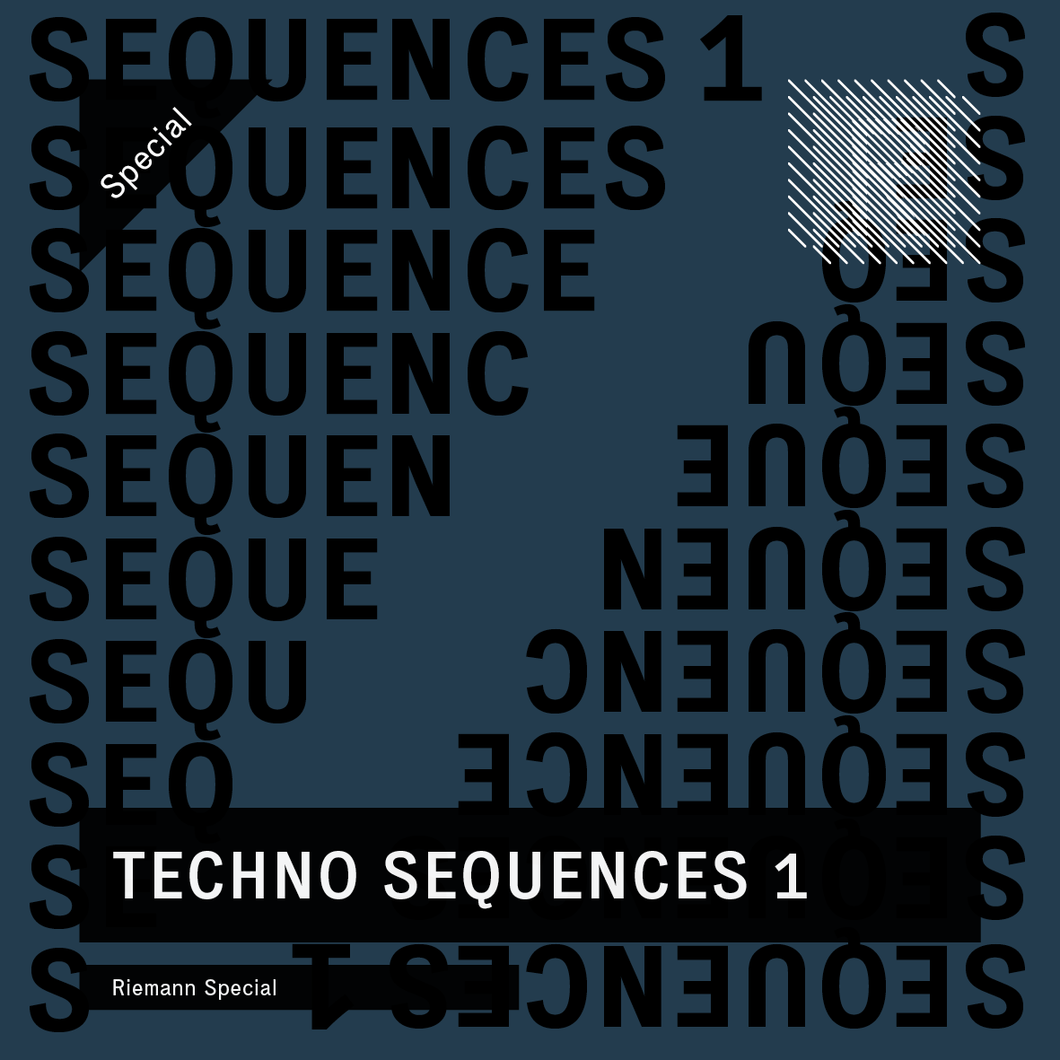 Riemann Techno Sequences 1 (24bit WAV Loops)