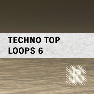Riemann Techno Top Loops 6 (24bit WAV Loops)