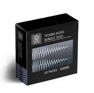 Riemann Techno Kicks 10x Sample Pack Bundle 2020
