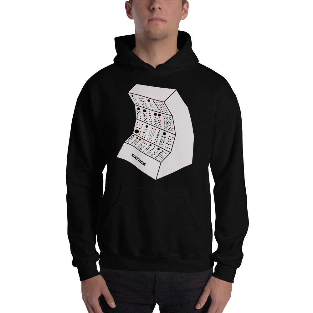 BEFACO Modular Synth Hooded Sweatshirt