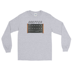 DOEPFER Dark Time Long Sleeve T-Shirt