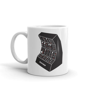 Large BEFACO Modular Synth Mug