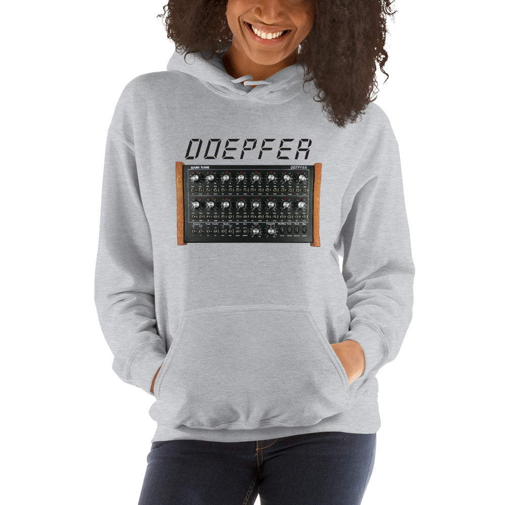 DOEPFER Dark Time Hooded Sweatshirt