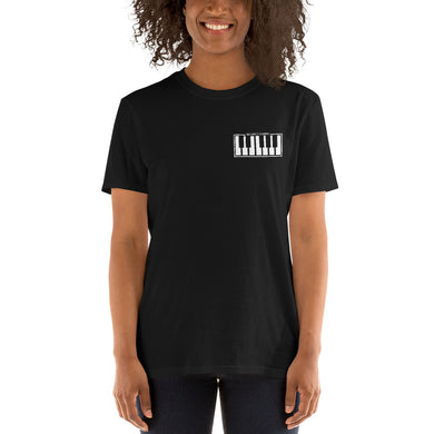 Abstract Sounds Piano T-Shirt