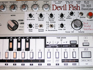 Riemann Devilfish 303 Acid