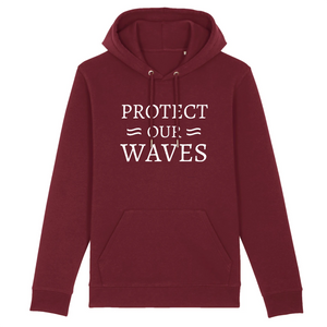 HOODY PROTECT OUR WAVES UNISEXE