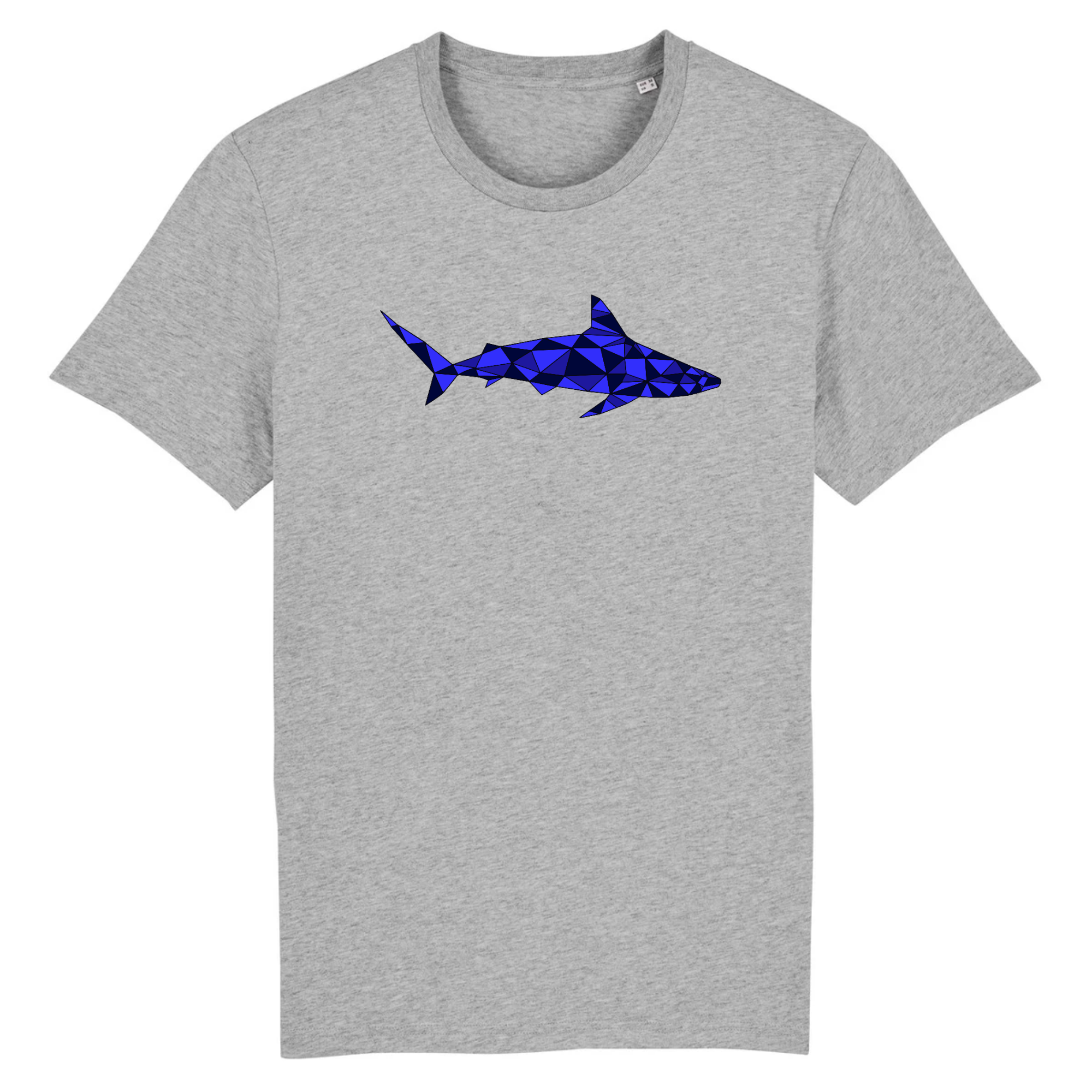 T-SHIRT REQUIN HOMME