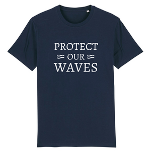 T-SHIRT PROTECT OUR WAVES HOMME