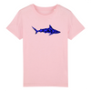 T-SHIRT ENFANT REQUIN