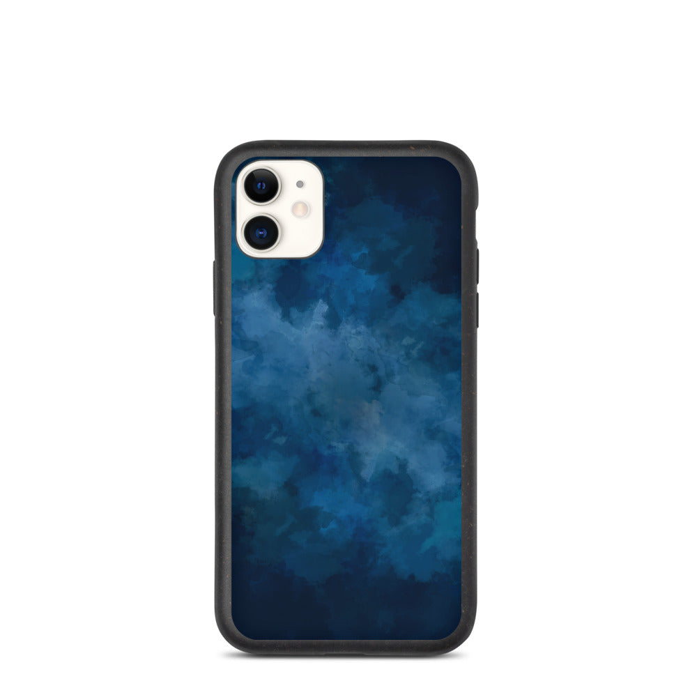 Coque anti-choc biodégradable pour iPhone - Abyss