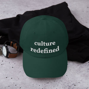 Culture Redefined (W) Dad Hat