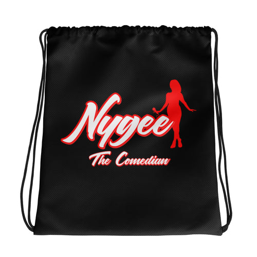 Nygee The Comedian Drawstring bag