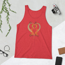 One Heart One Soul Unisex  Tank Top