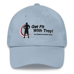 Get Fit With Troy Dad Hat