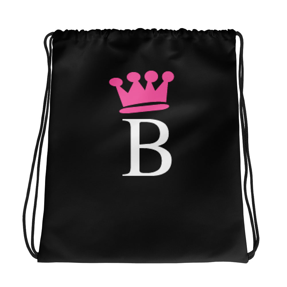 Beauty & Beast Drawstring Bag