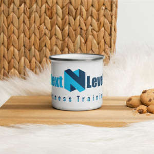 NXT Level Enamel Mug