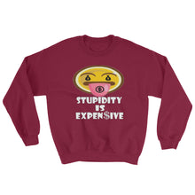 Generation Text Sweatshirt-Expensive