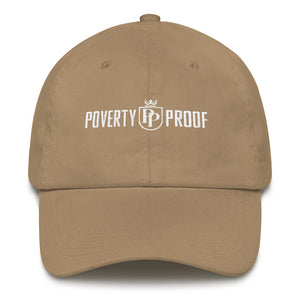 Poverty Proof Dad Hat (W)
