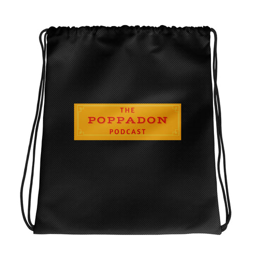 PoppaDon Drawstring bag