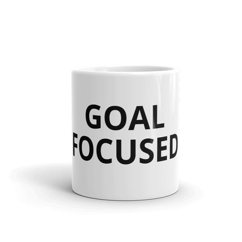 Mug-Goal Focused