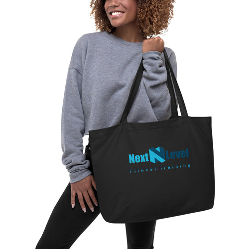NXT Level Large Organic Tote Bag